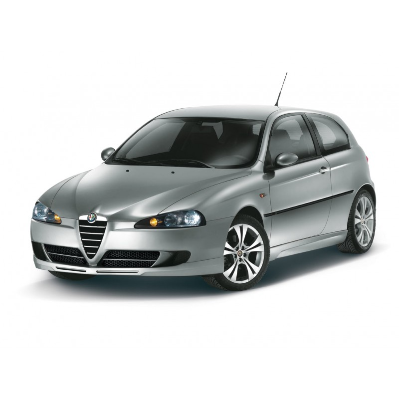 pare choc avant sport alfa romeo 147 apr s 2004. Black Bedroom Furniture Sets. Home Design Ideas